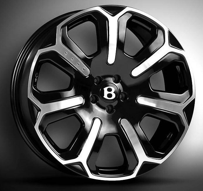 Литые колёсные диски и шины