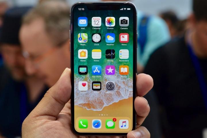 Apple создала особую версию iPhone X «для бедных» (фото)