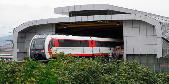 В Пекине запускают первую маглев-линию