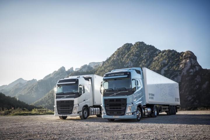 Volvo будет ставить на свои новые тягачи ГБО (фото)