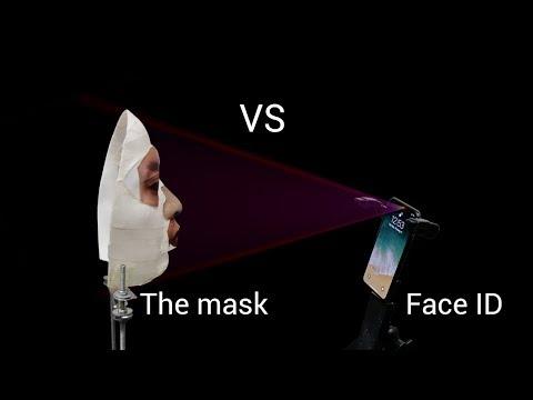 Cистему распознавания лиц iPhone X можно обмануть посредством маски (видео)
