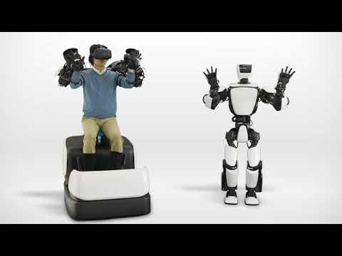 Toyota представила своего человекоподобного робота T-HR3 (видео)