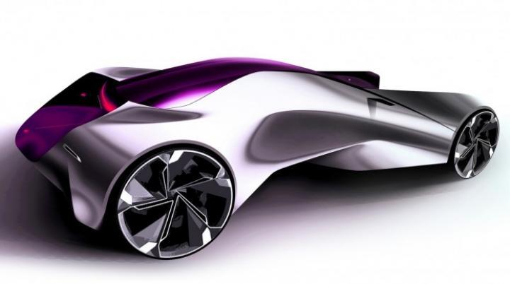 Jaguar показал автомобиль из будущего (фото)