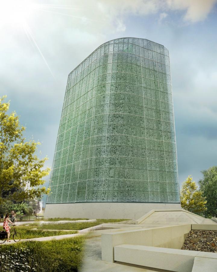В Швеции планируют построить теплицу-небоскреб (фото)