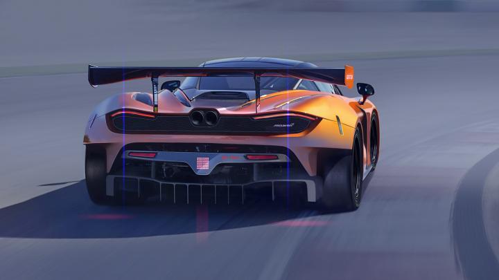 McLaren показал новый спорткар