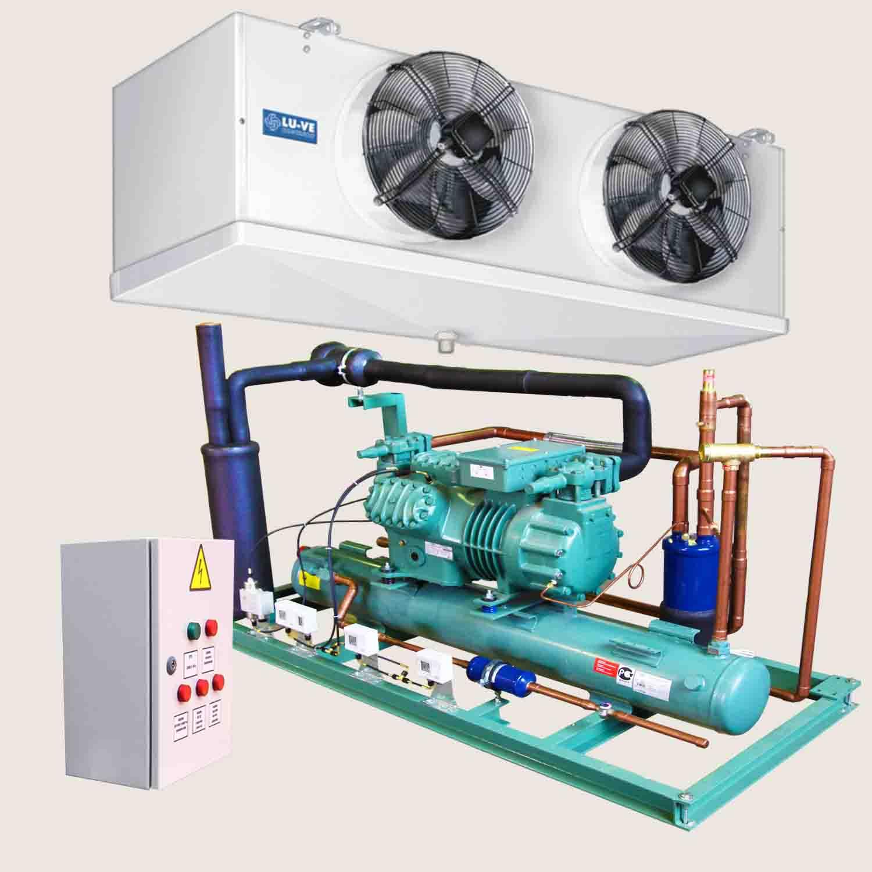 Основные сведения о холодильных установках и их разновидности
