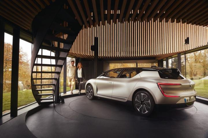 Renault представила рабочий прототип беспилотного электрокара (фото, видео)