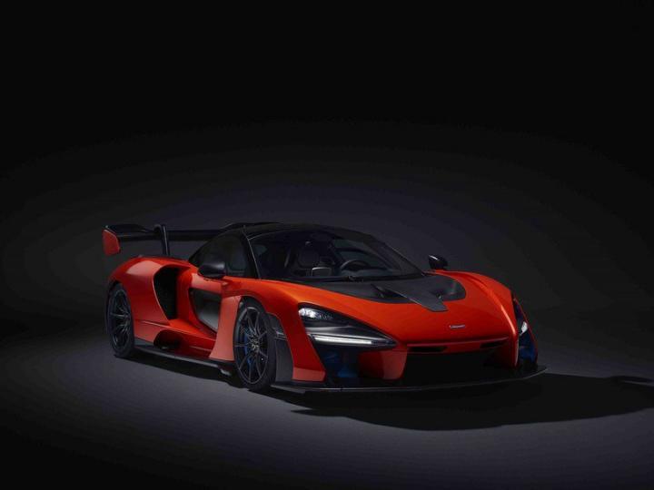 McLaren представила новый спорткар стоимостью $1 млн