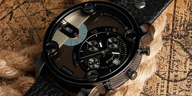 Оригинальные часы для всех