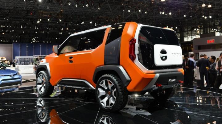 Toyota вернет в строй одну из самых интересных моделей