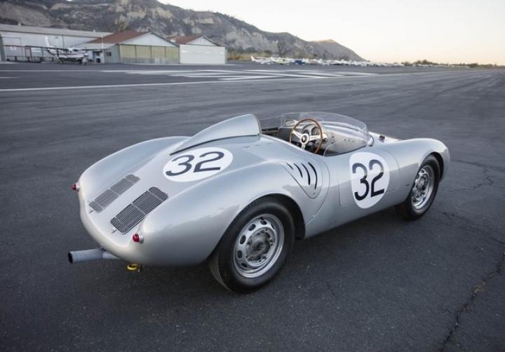 Редкий гоночный Porsche продали за 5 миллионов долларов