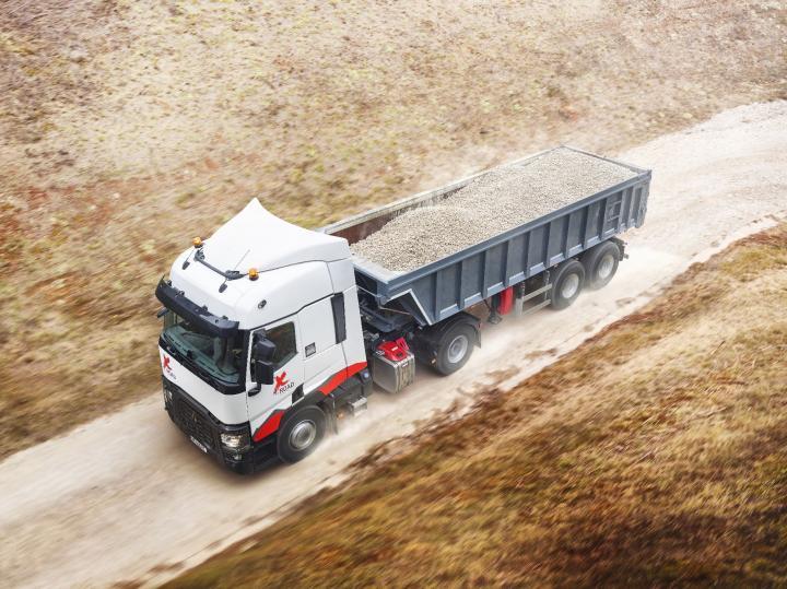 Renault Trucks будет продавать подержанные машины под видом спецверсий (фото)