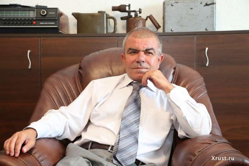 Седат Игдеджи – руководитель АТК