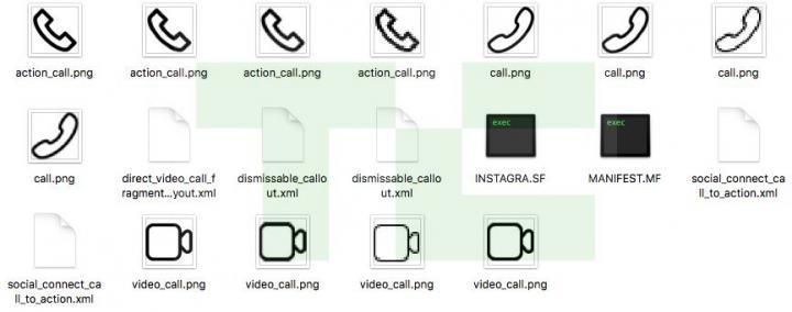 В коде Instagram нашли упоминание аудио- и видеозвонков. Когда их анонсируют — неизвестно