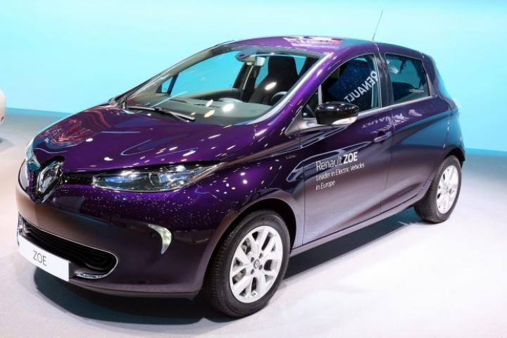 Renault представил бюджетный электромобиль с запасом хода 300 км (фото)
