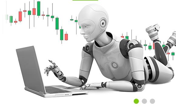 Робот для торговли станет вам опорой