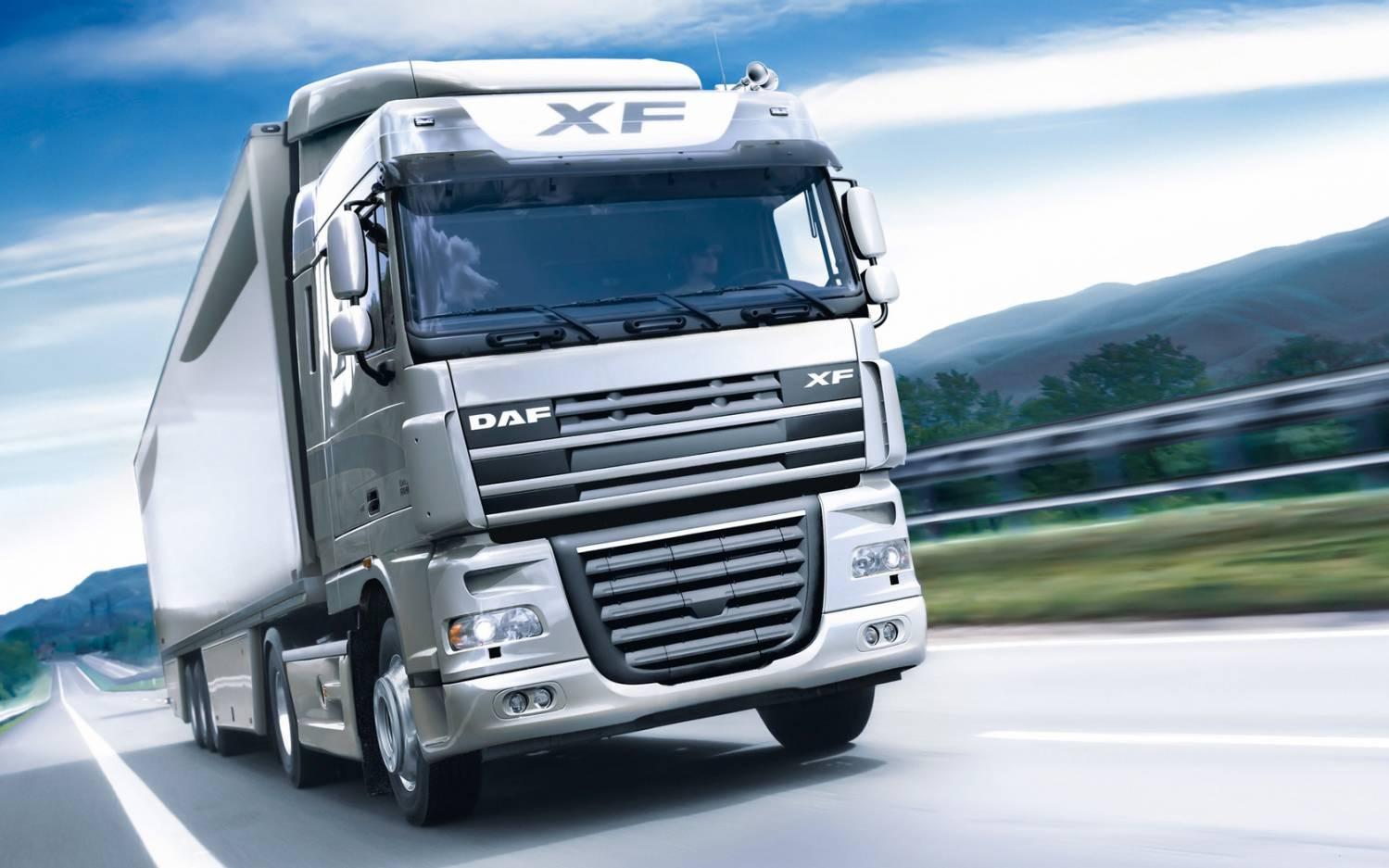 Перевозка грузов  из Санкт-Петербурга