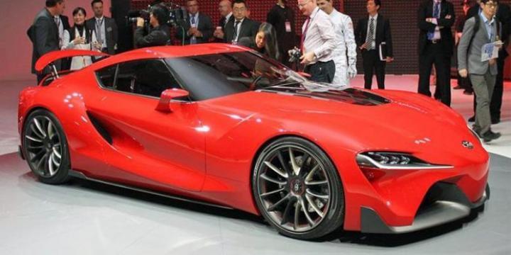 Что готовят инженеры Toyota под личиной культовой модели (фото)
