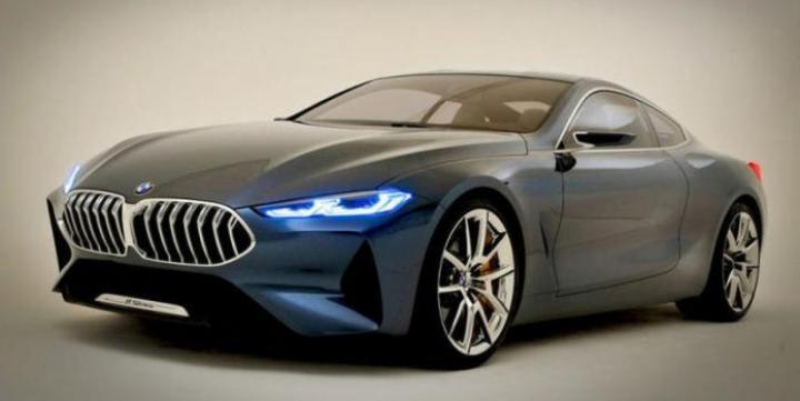 В Сети показали дизайн будущего BMW 8-Series Gran Coupe (фото)