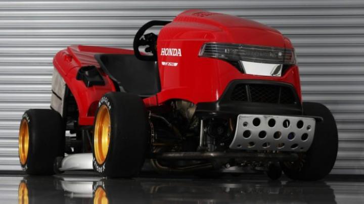 Самая маленькая Honda будет разгоняться до 240 км/ч