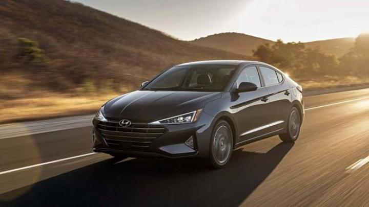 Hyundai официально представил Elantra 2019 года (фото)
