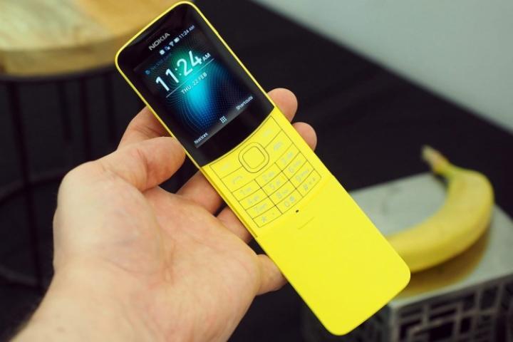 Nokia готовит новый кнопочный телефон с поддержкой 4G (фото)