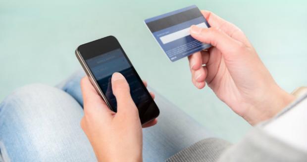 Пополнение мобильного счета через интернет