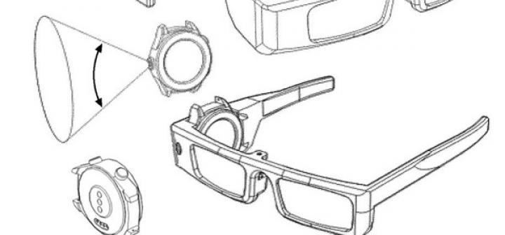 Huawei запатентовала смарт-очки с умными часами (схема)