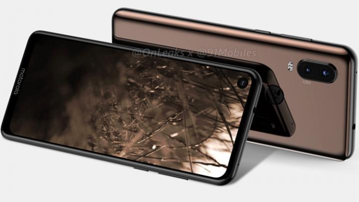 Motorola P40 приписывают наличие чипа Samsung и мощной камеры (фото)