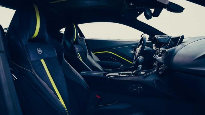 Aston Martin выпустил лимитированную серию Vantage (фото)