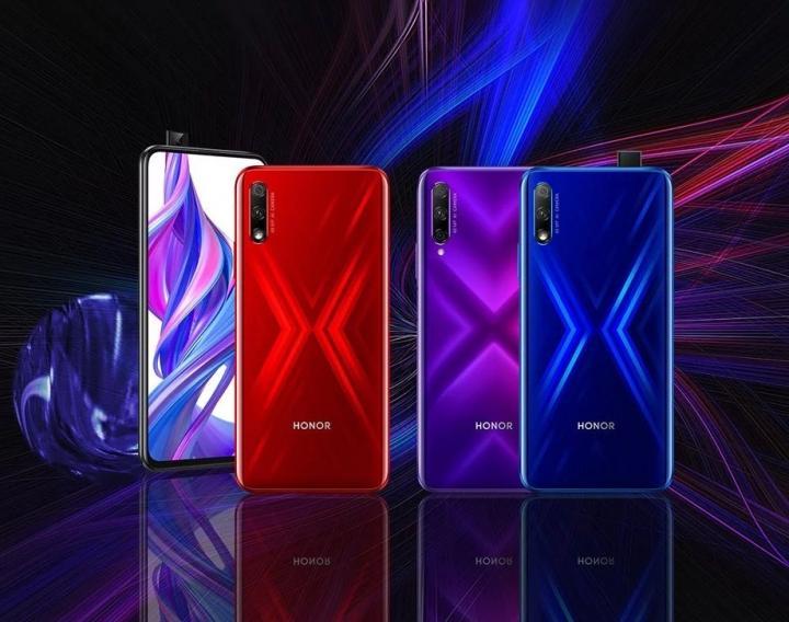 Китай представил смартфоны Honor 9X и 9X Pro на базе SoC Kirin 810 (фото)