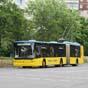 Киев закупил новые троллейбусы с кондиционерами