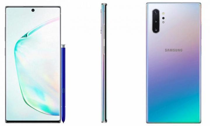 Появились первые официальные фото новых флагманских смартфонов Samsung (фото)