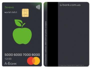 Пятьдесят тысяч заказов за 2 месяца: в чем уникальность кредитки «Зелена» от А-Банка