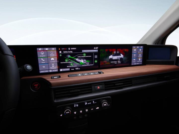 Honda представила серийный электрокар с голосовым ассистентом (фото)