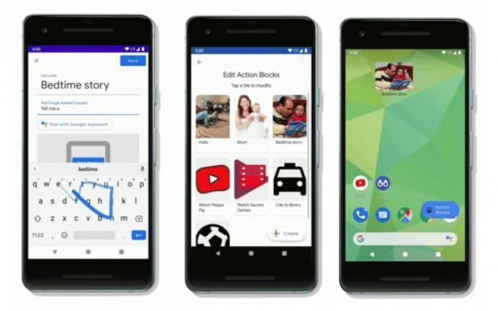 Помощником Google Assistant можно будет управлять без голоса (инфографика)