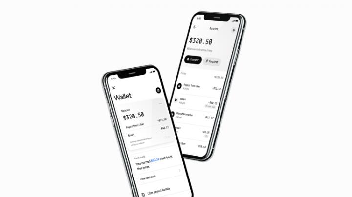 Uber выходит на рынок финансовых услуг (фото)