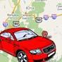 Google начнет предупреждать водителей о ловушках