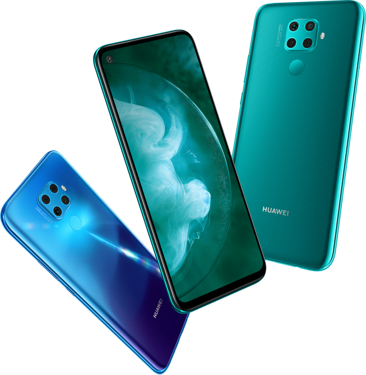 Huawei представила смартфон nova 5z (фото)