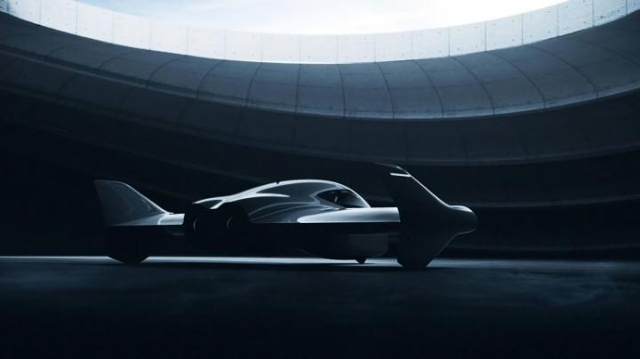 Porsche и Boeing совместно займутся разработкой премиального летающего электрического транспорта (фото)