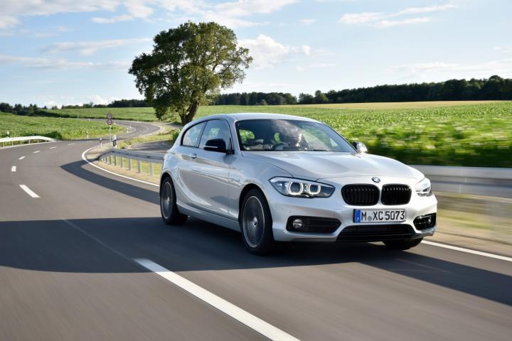 BMW планирует выпустить серийный электрический хэтчбек i1 уже в 2021 году (фото)
