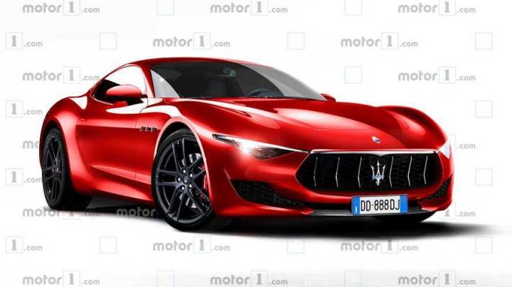 Maserati в 2020 году выпустит совершенно новый спорткар