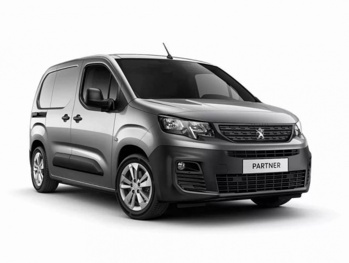 Peugeot представил первый электрофургон (фото)