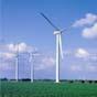 В Украине заработала одна из крупнейших ветряных электростанций