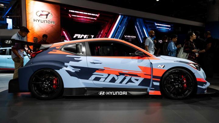 Hyundai запустит в серию «сумасшедший» спорткар