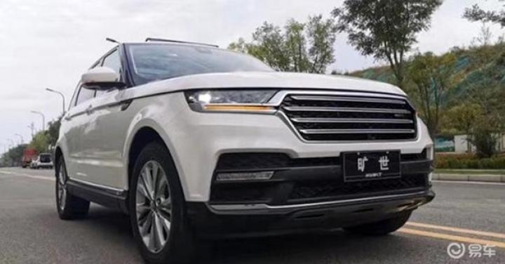 В Китае сделали копию Range Rover, в 10 раз дешевле оригинала (фото)