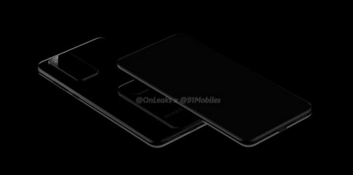 Опубликовано первое изображение флагманского Huawei P40