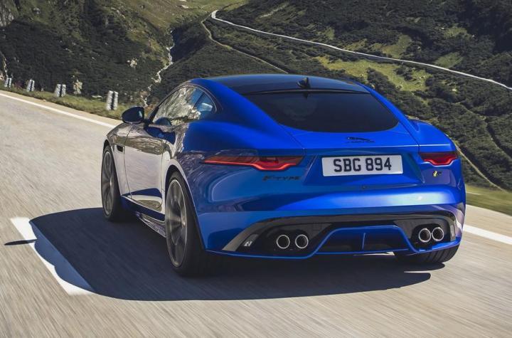 Jaguar презентовал новый спорткар (фото)