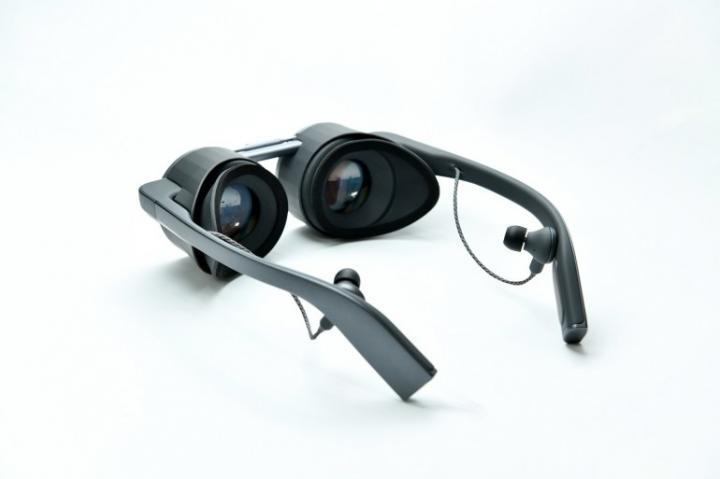 Panasonic представила прототип собственных VR-очков (фото, видео)