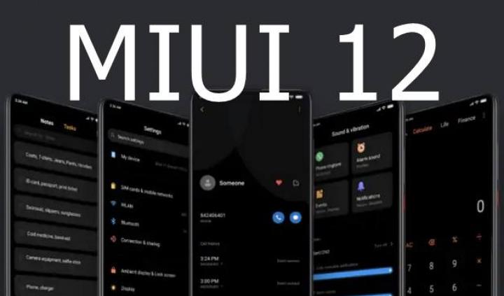Xiaomi анонсировала выпуск прошивки MIUI 12
